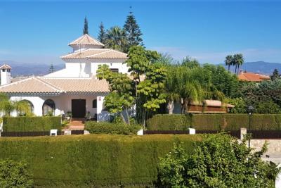 Villa independiente ubicada en Los Manantiales.
